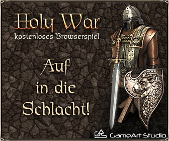 Holy-War - Browsergame